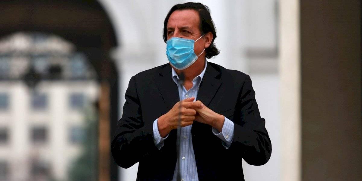 "Ministro Víctor Pérez: ""Soy absolutamente antiracista, todos los gritos que tengan connotación racista son rechazadas"""