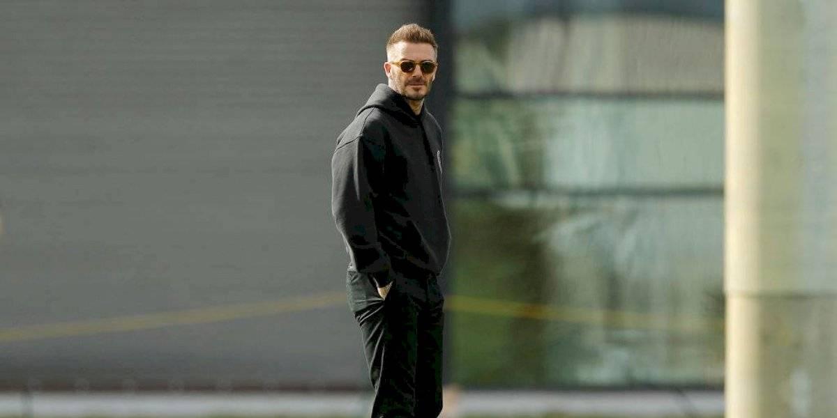 Beckham producirá un documental sobre su vida al estilo 'The Last Dance'