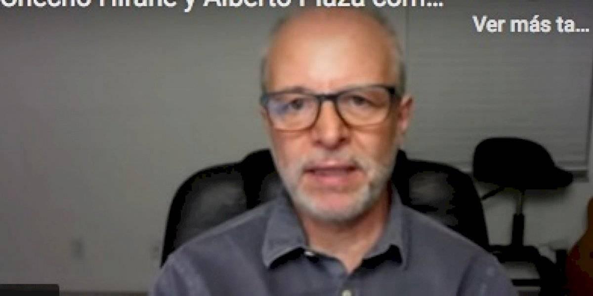 Alberto Plaza asegura que en Chile no podrá cantar por mucho tiempo