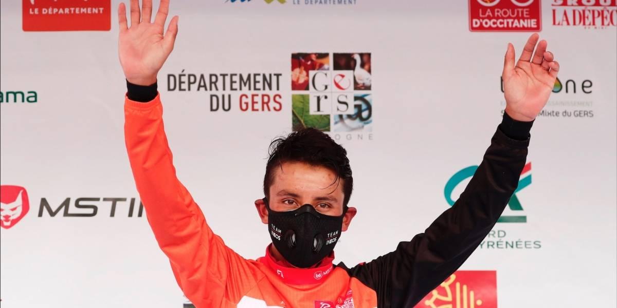 Así quedó la clasificación general de la Ruta de Occitania 2020 con Egan campeón ((Actualizada))