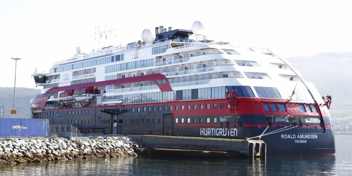 Aumentan los casos de coronavirus en crucero noruego