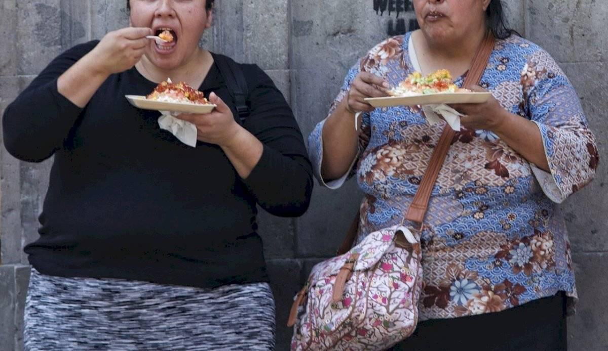 La obesidad afecta al 73% de los mexicanos.