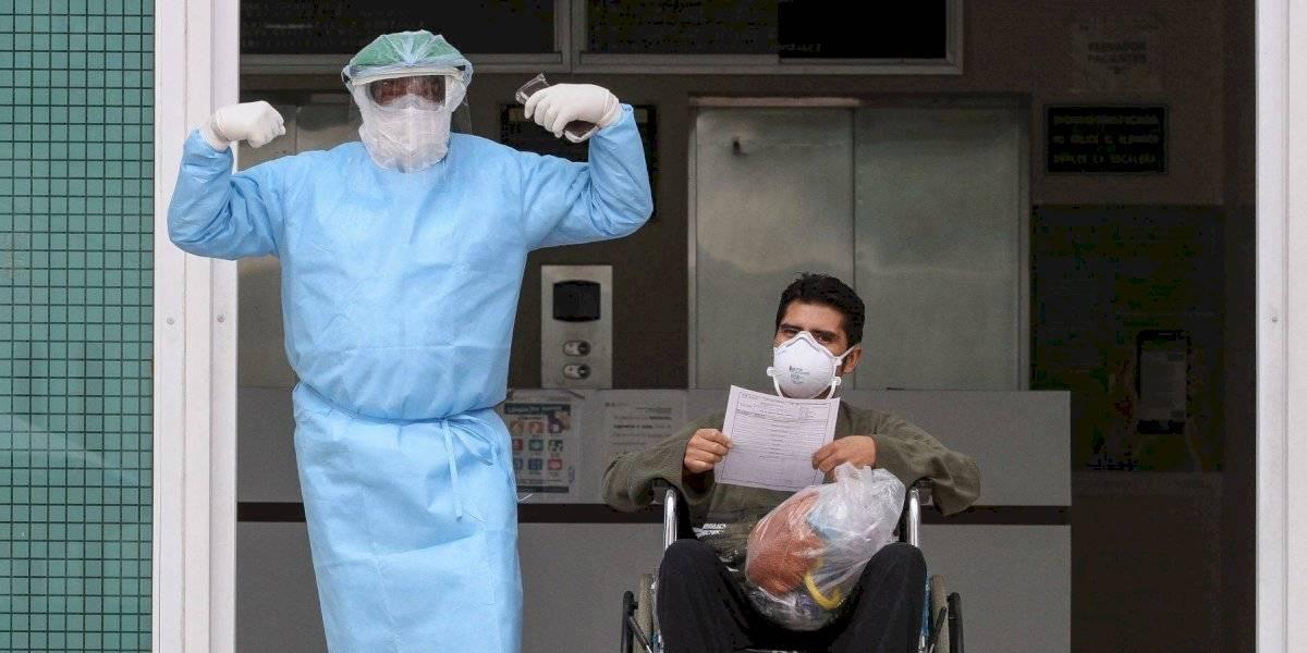 Muertes por coronavirus en México llegan a 48,869; suman 449,961 casos acumulados