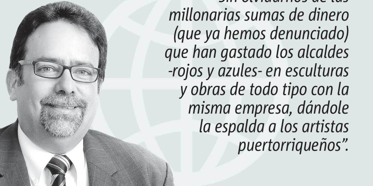 Opinión de Denis Márquez Lebrón: A Transformar los Municipios