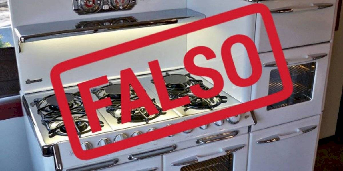 Supuesto sorteo de cocinas a través de Facebook se trata de fraude