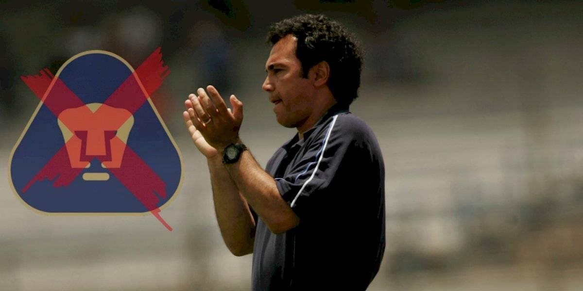Hugo Sánchez rechazó dirigir a Pumas tras la salida de Míchel