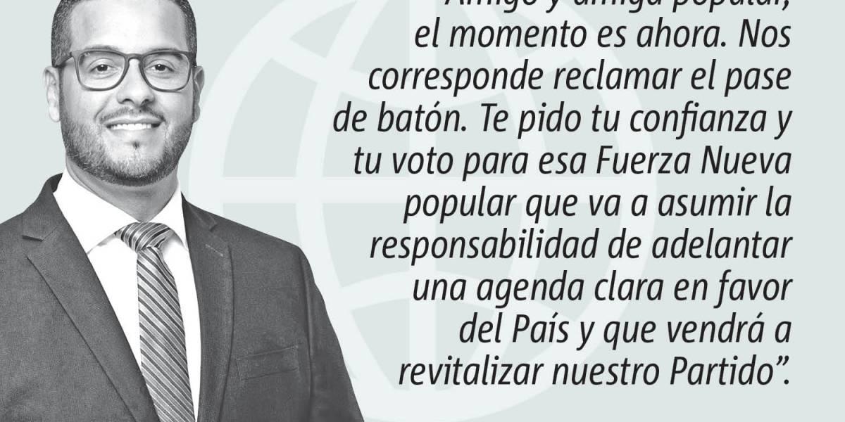 Opinión de Jesus Manuel Ortiz: El momento es ahora