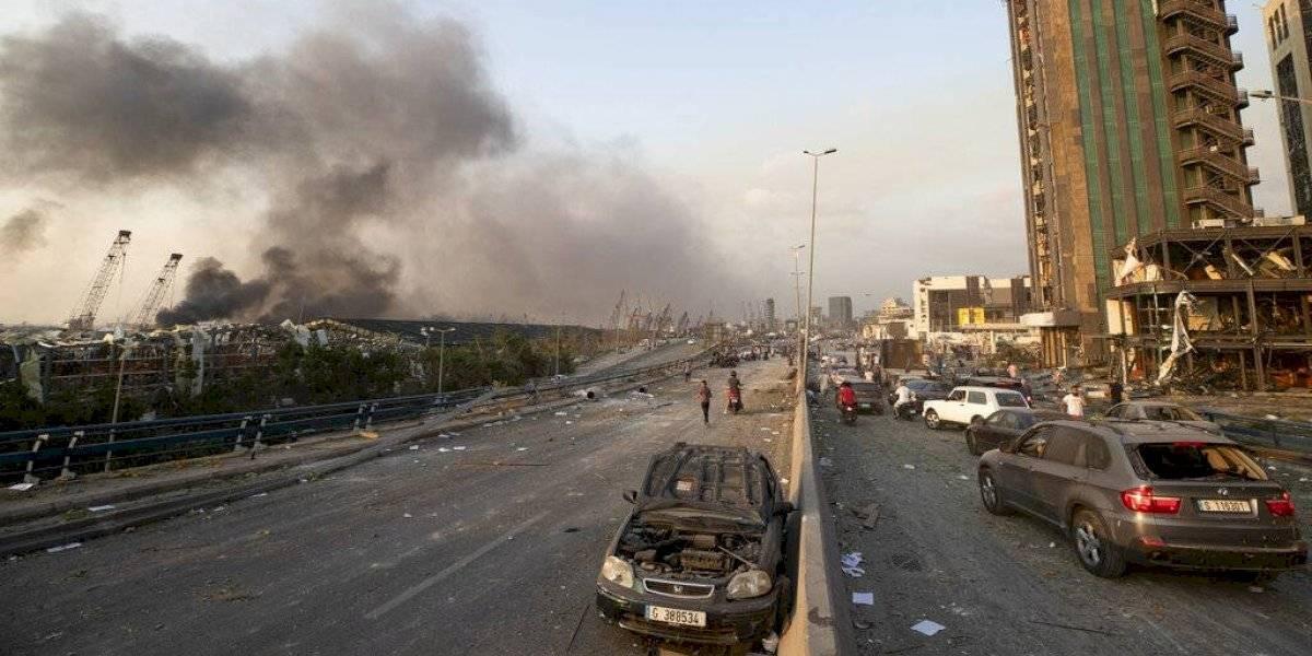 Explosión en Líbano causó decenas de muertes y sobre 3,000 heridos