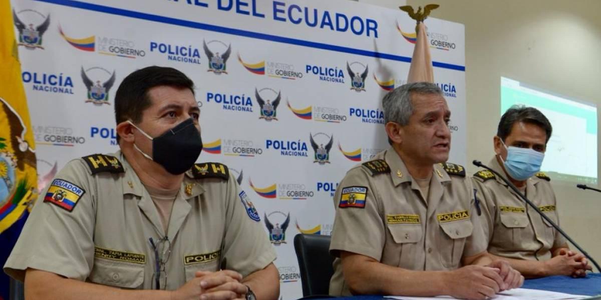 Policía dio detalles de lo ocurrido entre uniformados y el abogado de Abdalá Bucaram