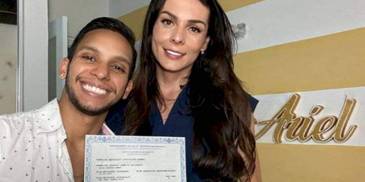 Trans couple makes history in Puerto Rico by registering their son Ariel