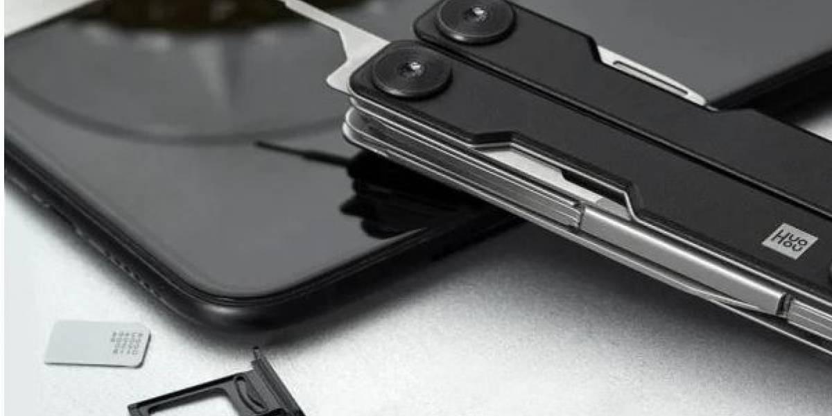 Xiaomi lanza una navaja suiza adaptada a las necesidades modernas