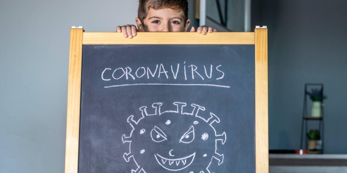 Estudio revela que los niños serían los transmisores más potentes de coronavirus