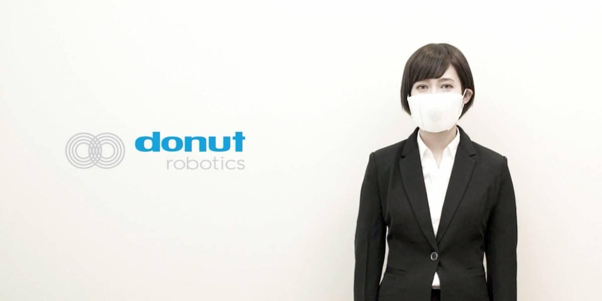 Japón: inventan mascarilla que traduce lo que dices en 8 idiomas