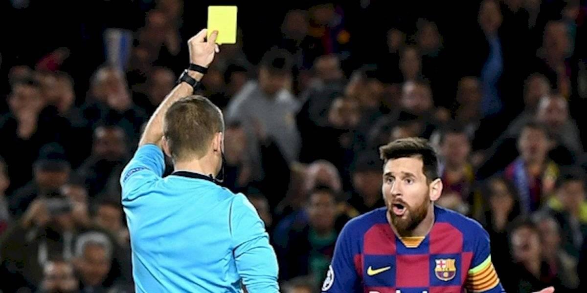 La UEFA elimina acumulación de tarjetas amarillas para su reanudación