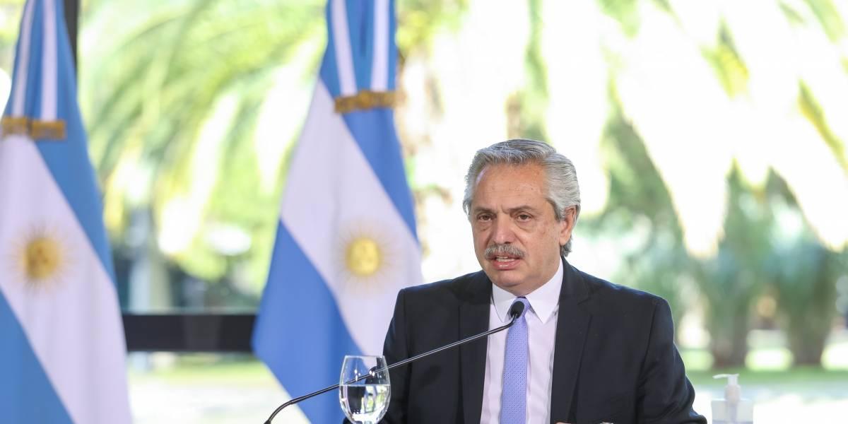 Argentina.-La Cámara de Diputados de Argentina aprueba el proyecto de reestructuración de la deuda bajo una ley nacional
