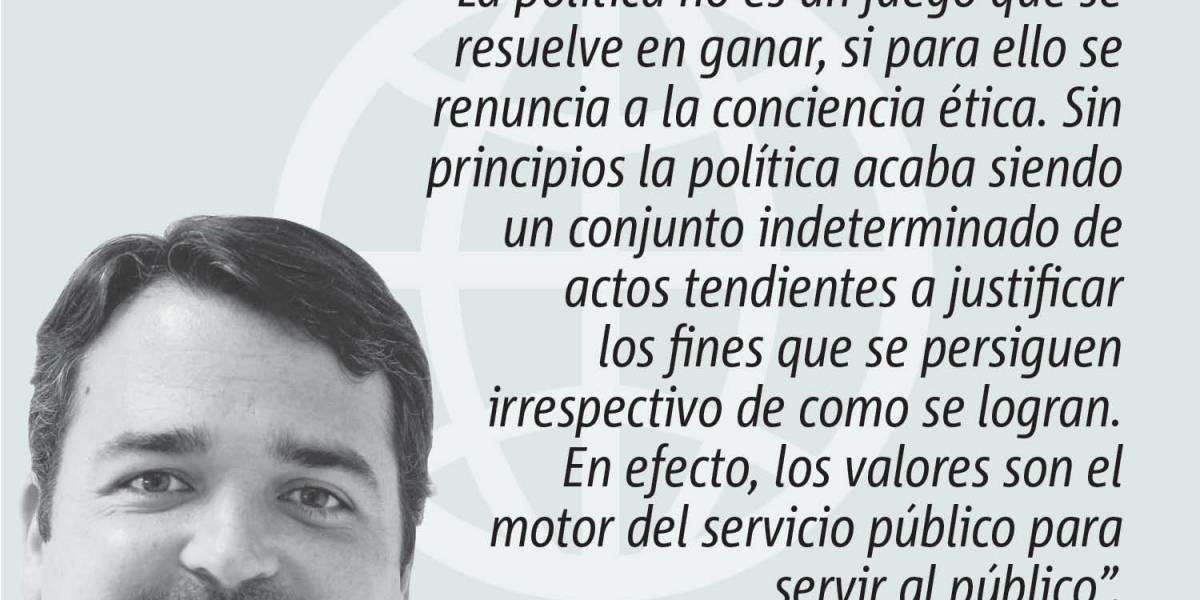 Opinión de Alejandro J. Figueroa: Pierluisi: la alternativa contra la corrupción