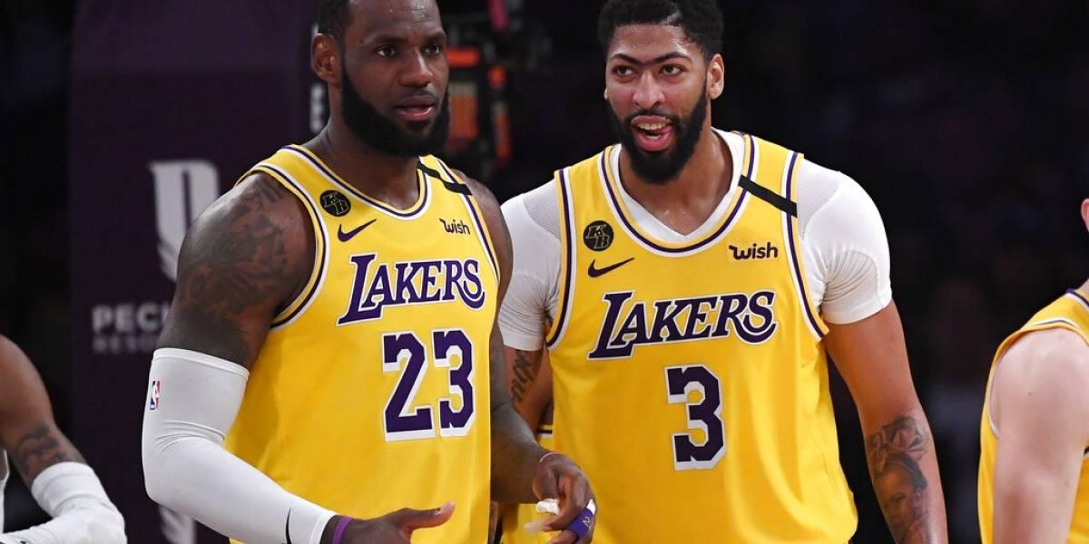 NBA confirma que no hay positivos a COVID-19 en la burbuja