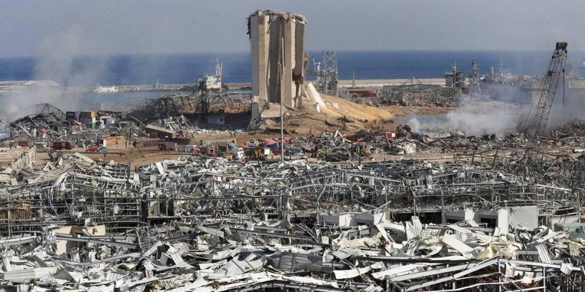 Líbano: aumentan al menos a 100 los muertos y a más de 4 mil los heridos tras explosión en Beirut