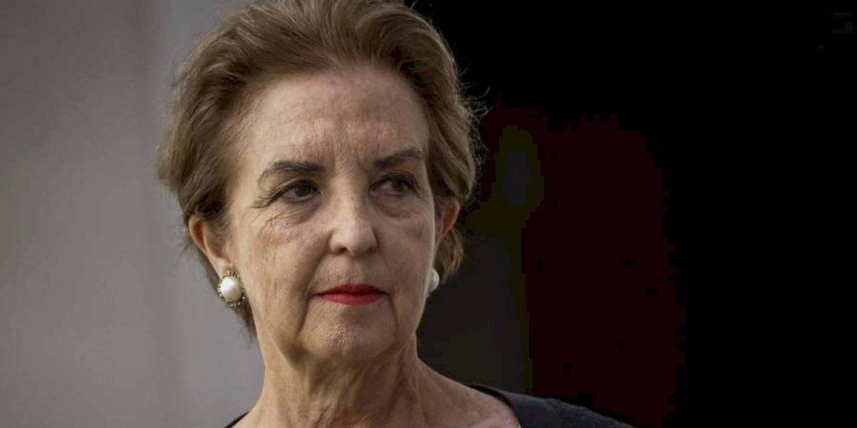 Esposo de ministra Hutt muere tras perder lucha contra el cáncer