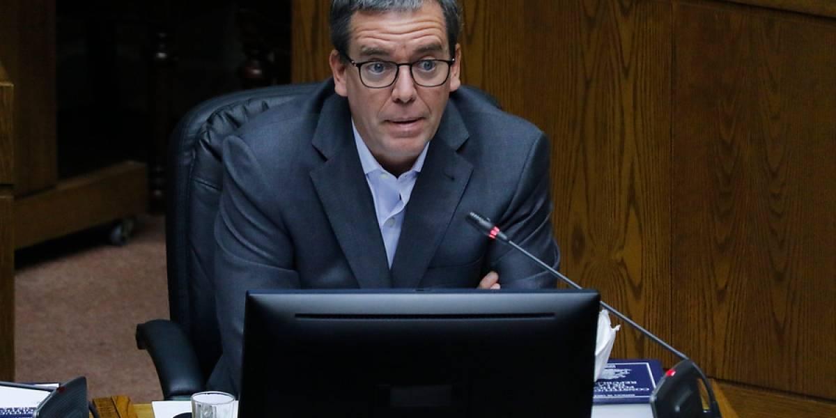 """Felipe Harboe y su voto a favor del cuestionado juez Mera: """"Es falso que sea negacionista"""""""