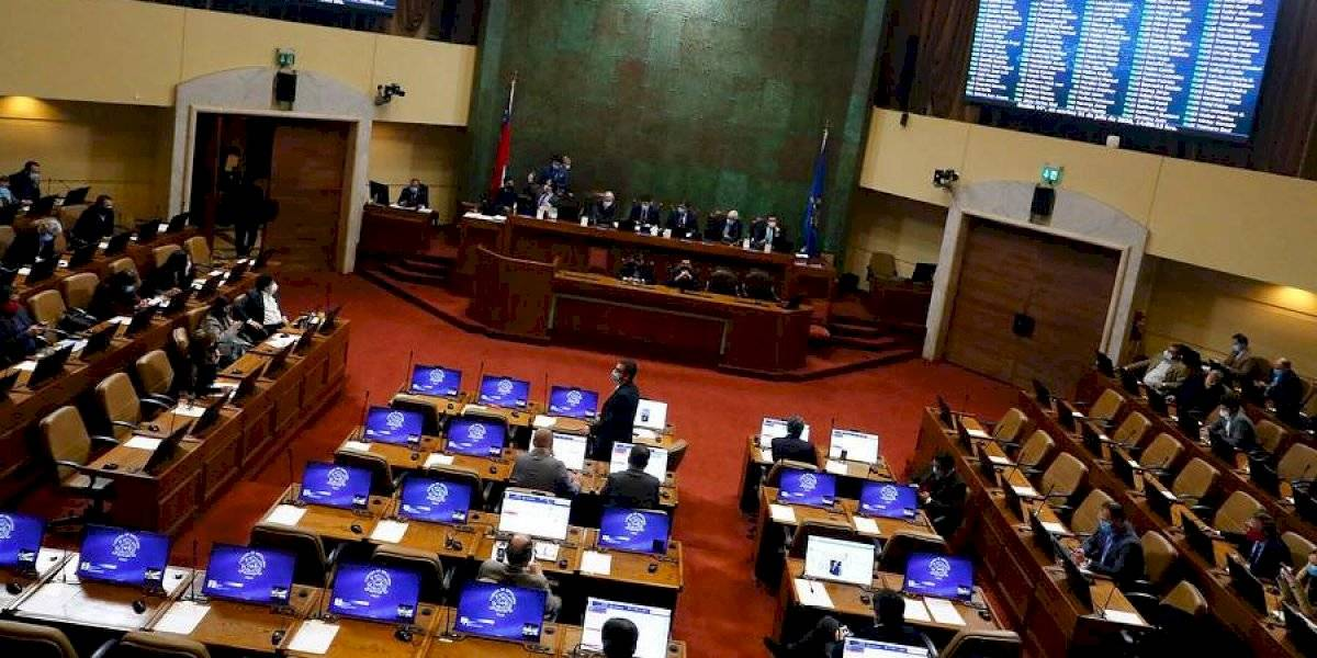 Gobierno presentará proyecto de ley para reducir número de parlamentarios