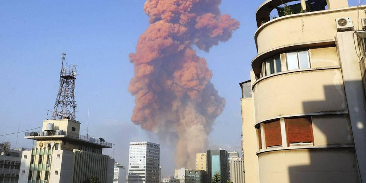 Beirut: qué es el nitrato de amonio y por qué provocó esa explosión gigante
