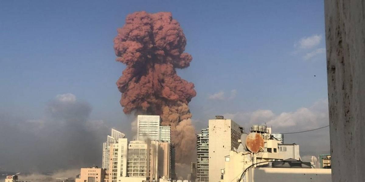 Explosión Beirut: equipo de rescate chileno cree que ya no encontrarán a nadie vivo