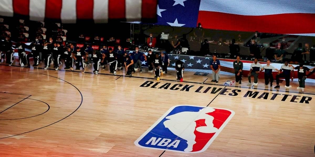 La NBA no extrañará a Donald Trump como espectador — LeBron James