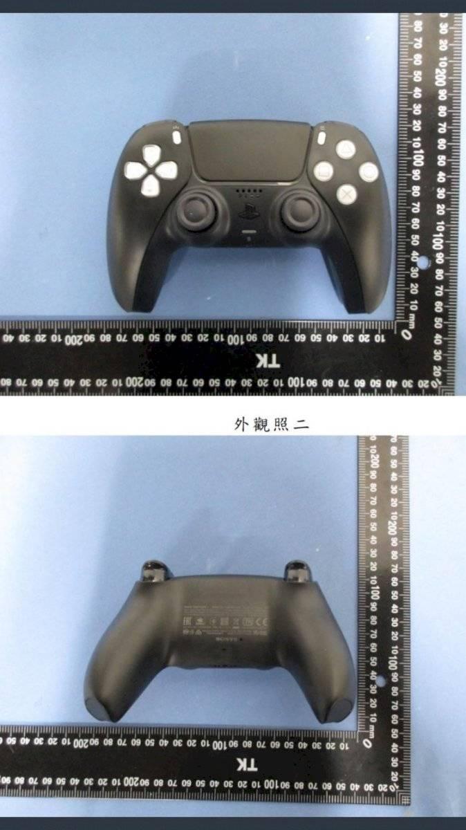 PlayStation 5 control