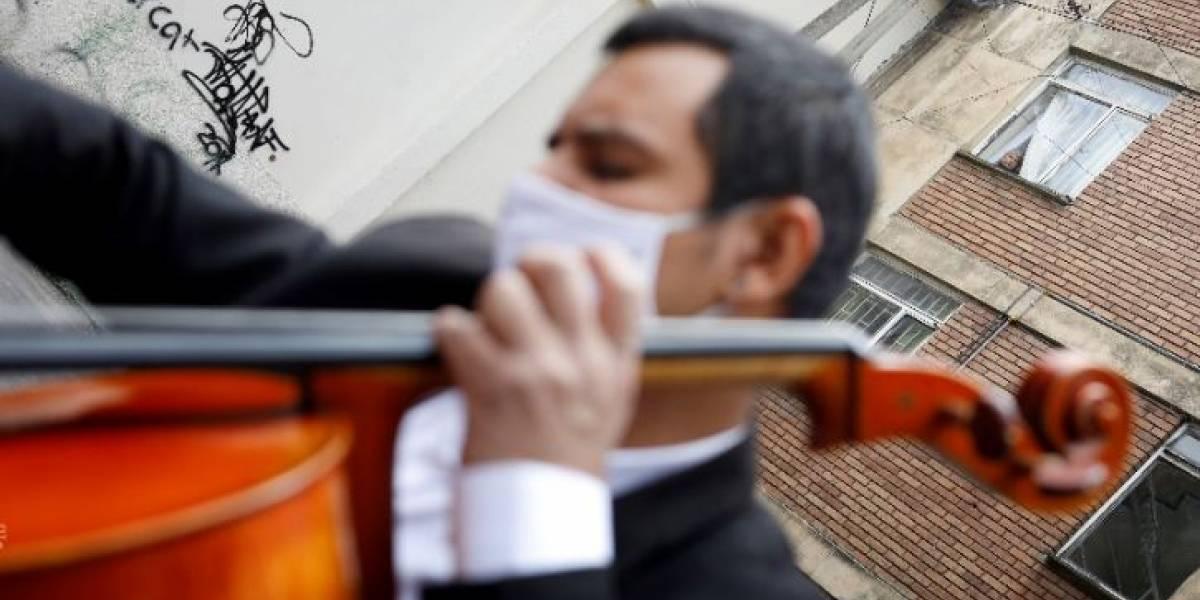 La Filarmónica de Bogotá se escuchará en las calles de la ciudad