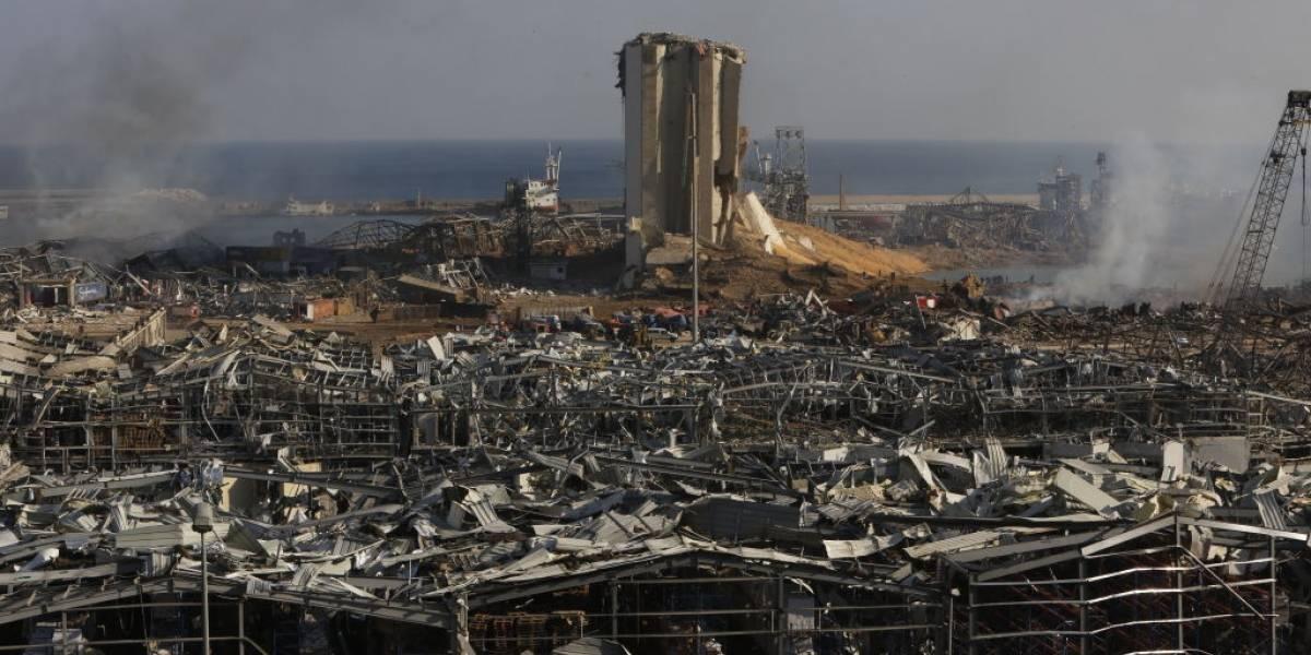 Explosão no Líbano: governo confirma 135 mortos e 5 mil feridos em Beirute