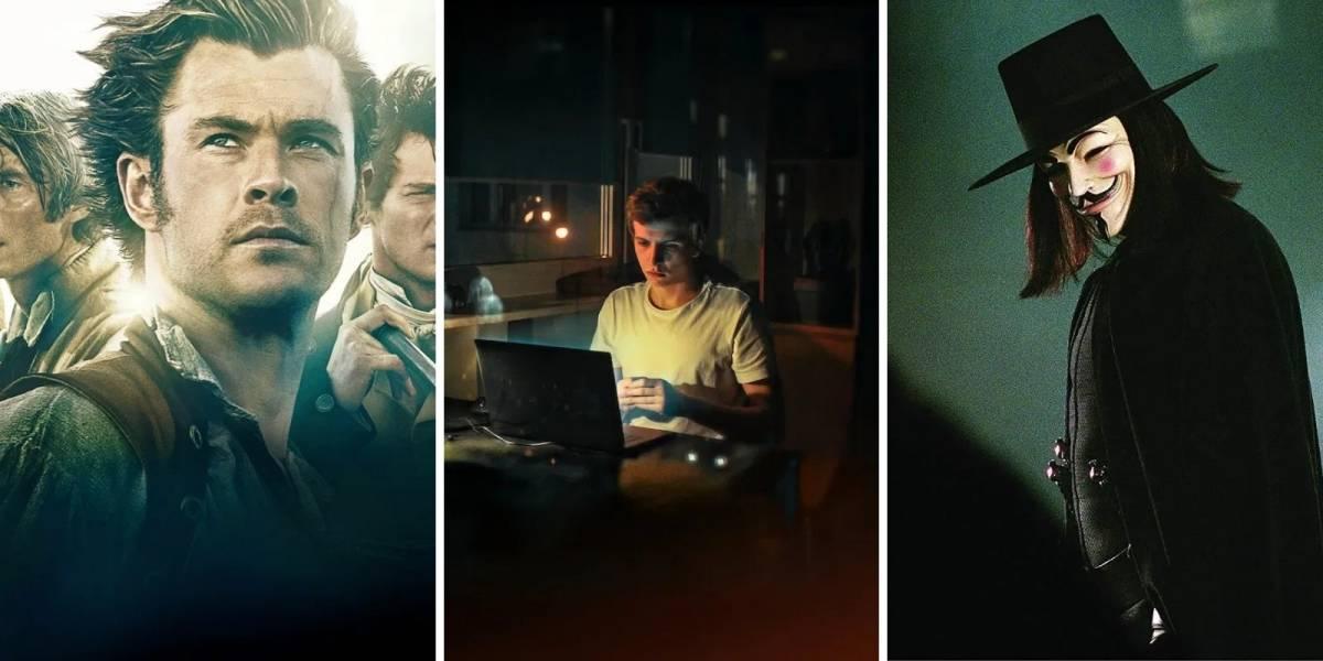 10 ótimos filmes que acabaram de estrear na Netflix