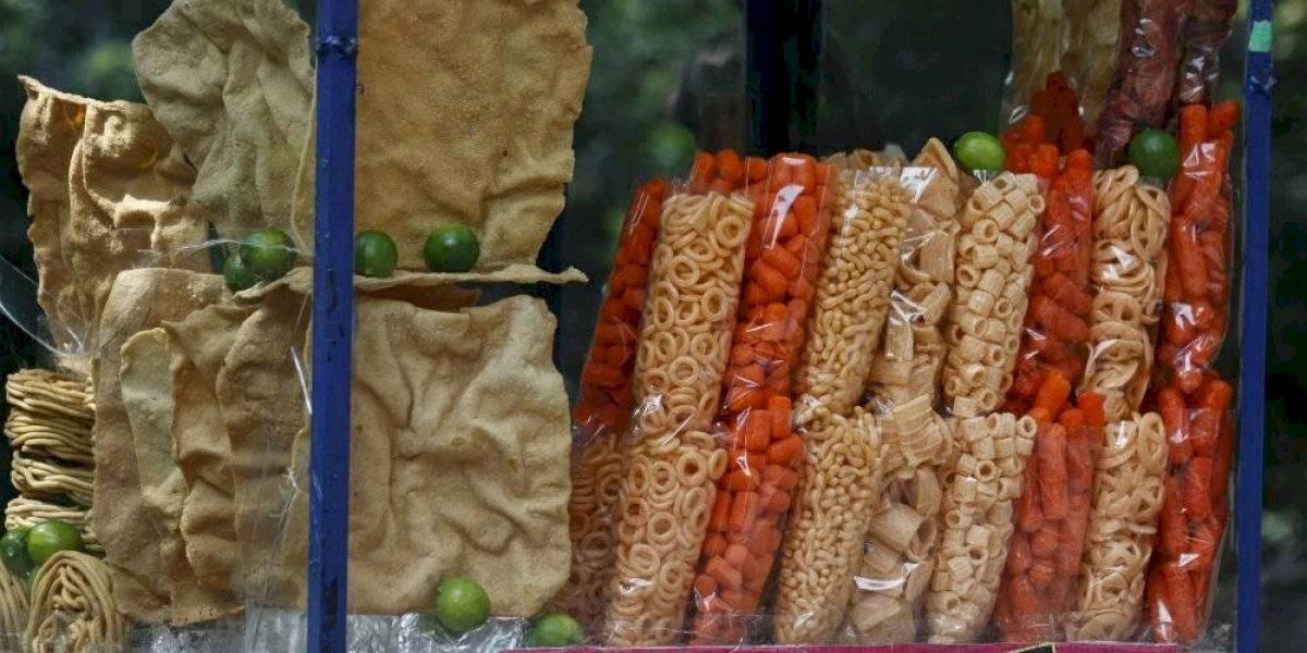 Prohíben venta de comida chatarra a menores de edad en Oaxaca