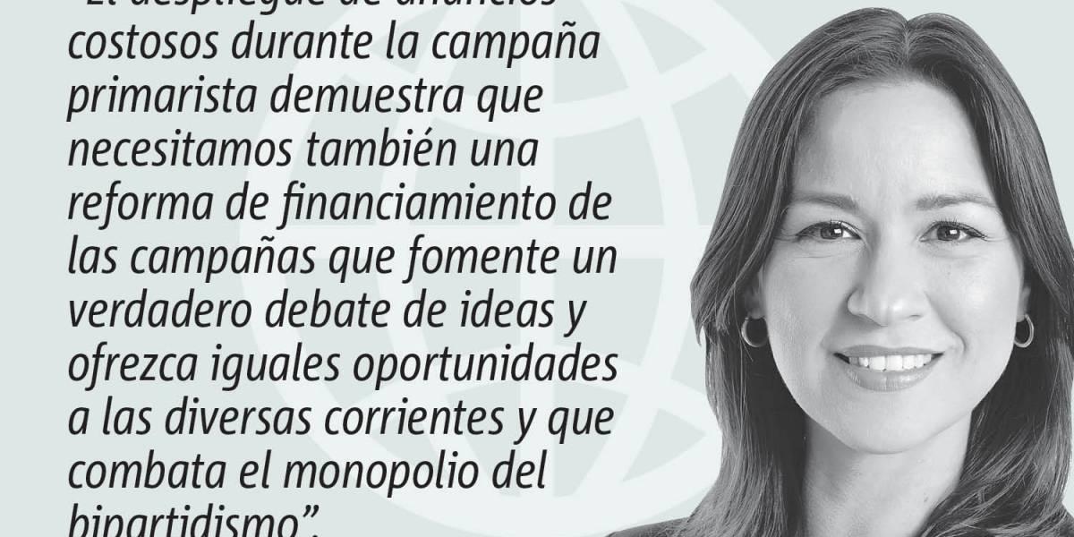 Opinión de Rosa Seguí Cordero: Las primarias y la urgencia de cambio