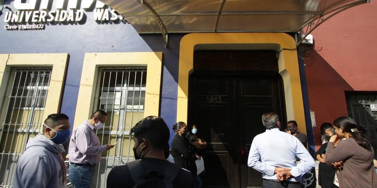 Puebla, sin recursos para evitar cierre de escuelas privadas