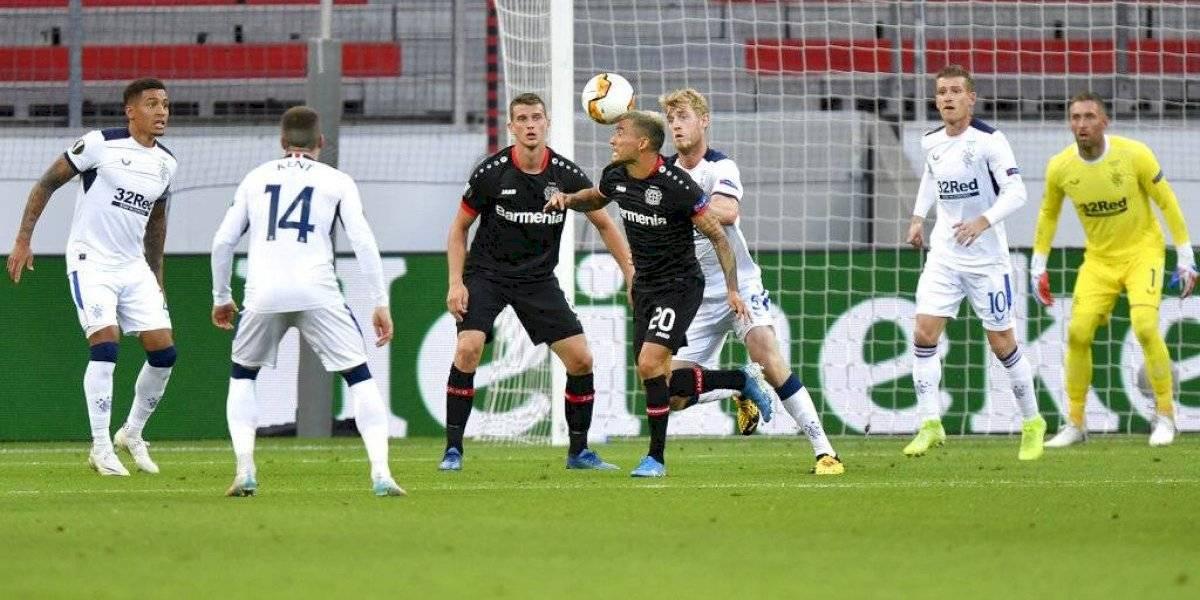 Aránguiz brilla en clasificación del Leverkusen a cuartos de la Europa League y se enfrentarán al Inter de Alexis