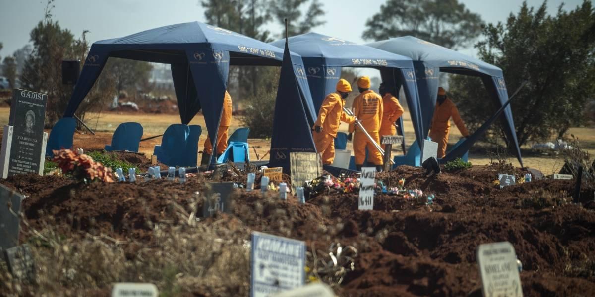 África supera el millón de casos de coronavirus