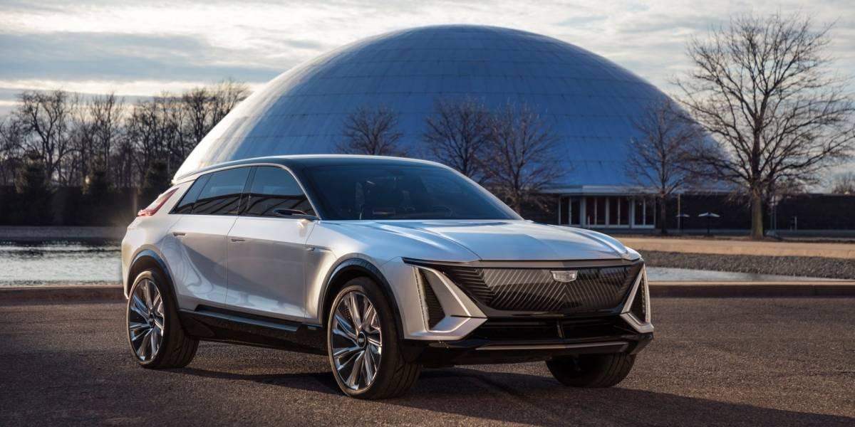 El primer eléctrico de Cadillac se llama Lyriq