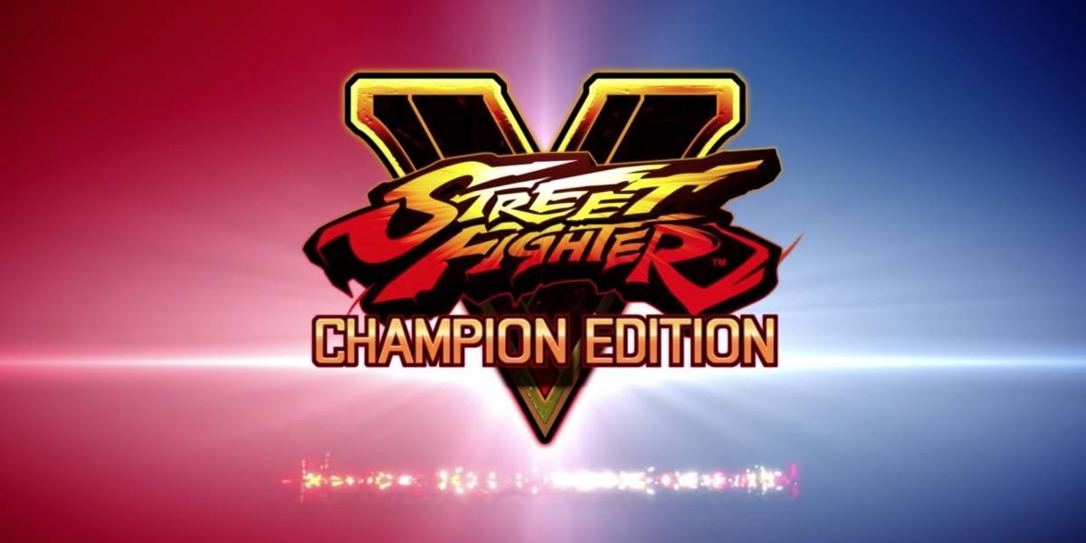 Nova atualização para o game Street Fighter V: Champion Edition