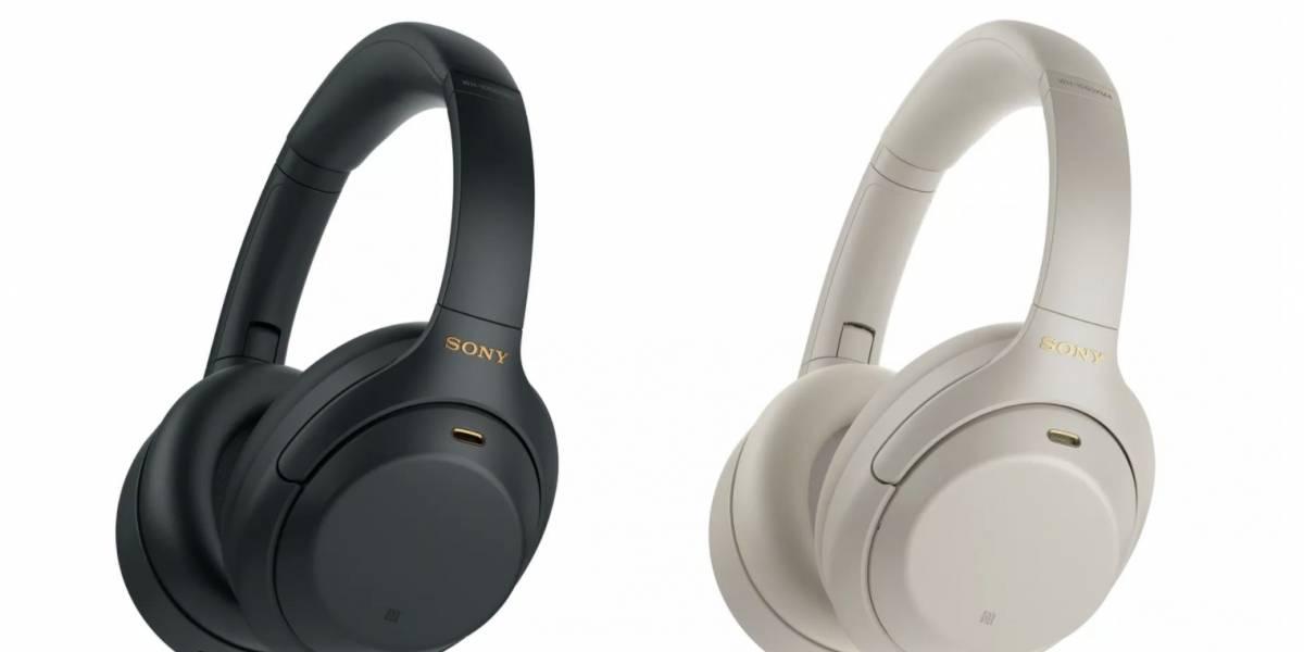 Sony anuncia sus nuevos audífonos inalámbricos WH-1000XM4