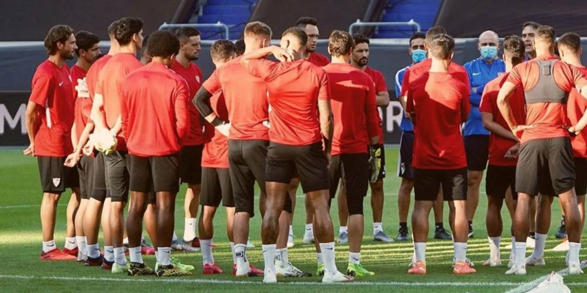 Sevilla x Roma: onde assistir ao vivo o jogo pela Liga Europa