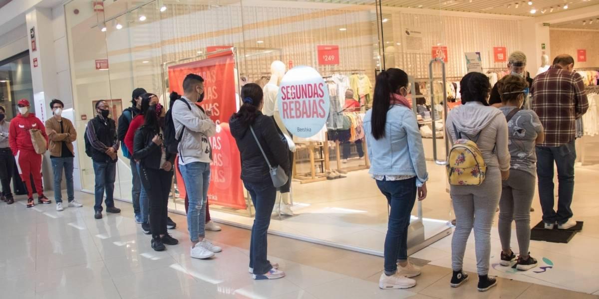Crece 65% movilidad en espacios comerciales en el país