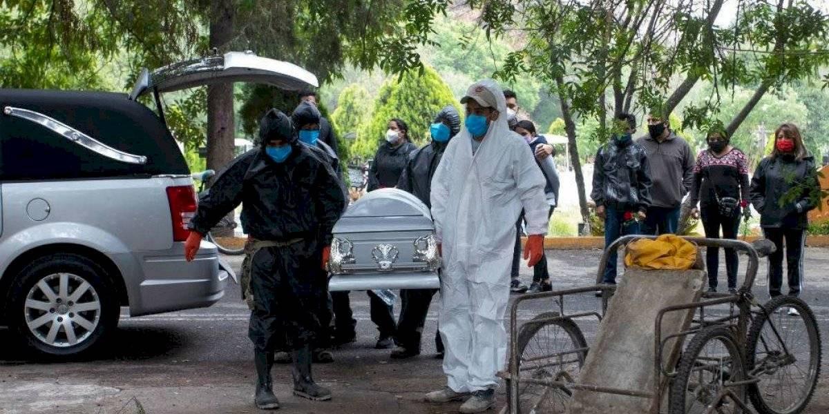 ¿Qué lugar ocupa México en el mundo en tasa de fallecimientos por Covid-19?