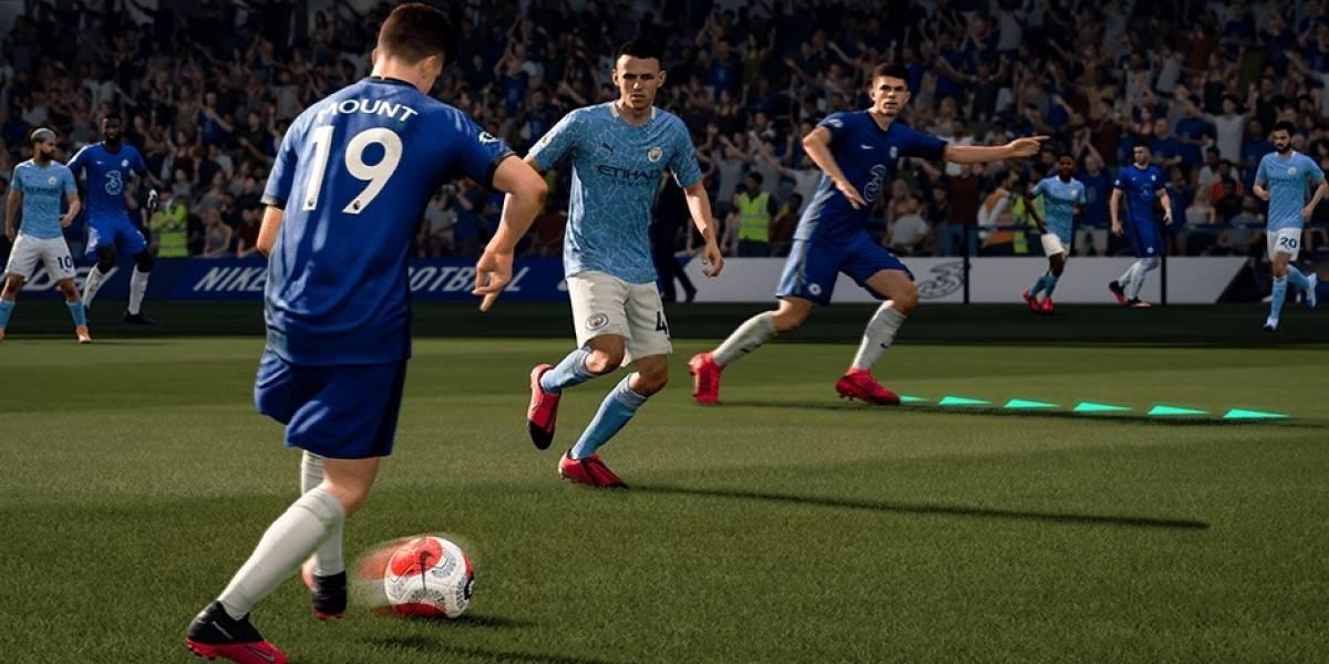 FIFA 21 presentó un nuevo tráiler: así es la jugabilidad