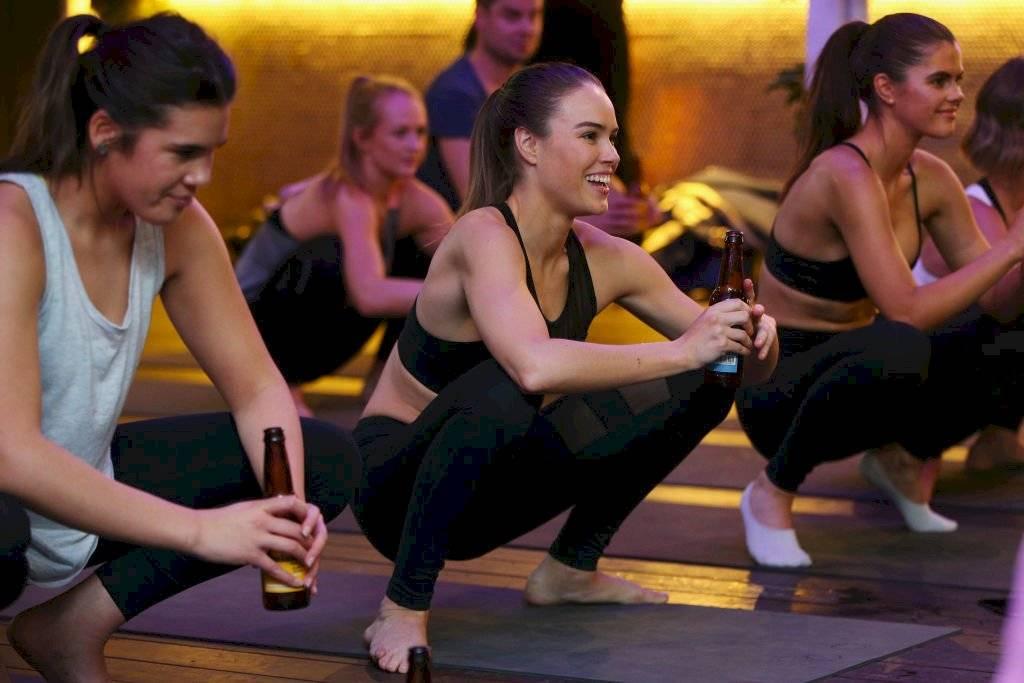 Yoga cervecero
