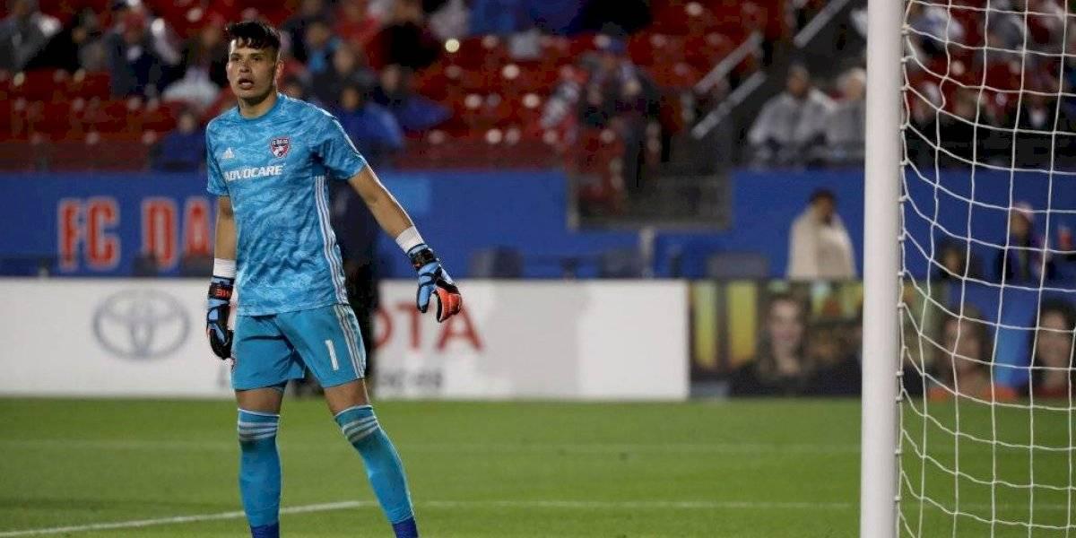 Jesse González y FC Dallas rescinden contrato de mutuo acuerdo