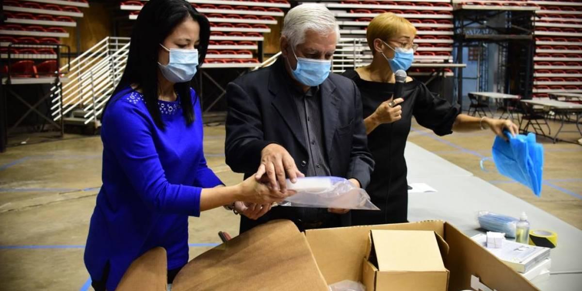 Componente electoral del PNP garantiza que las primarias correrán de forma óptima