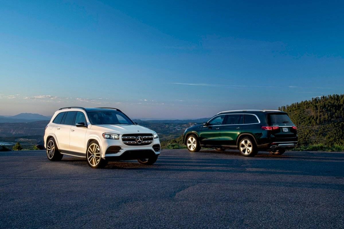 Mercedes-Benz GLS y GLE Coupé
