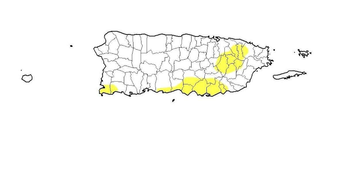 Sequía en Puerto Rico se reduce de manera significativa
