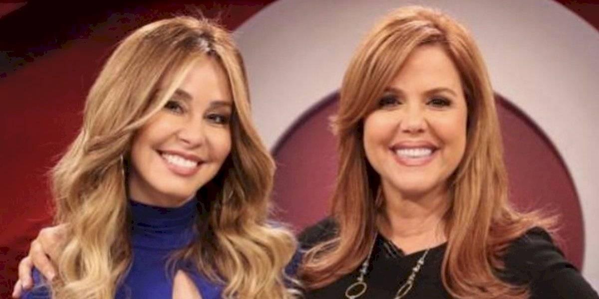 """Myrka Dellanos habla de su salida de """"Al Rojo Vivo"""" y manda mensaje a María Celeste Arrarás"""